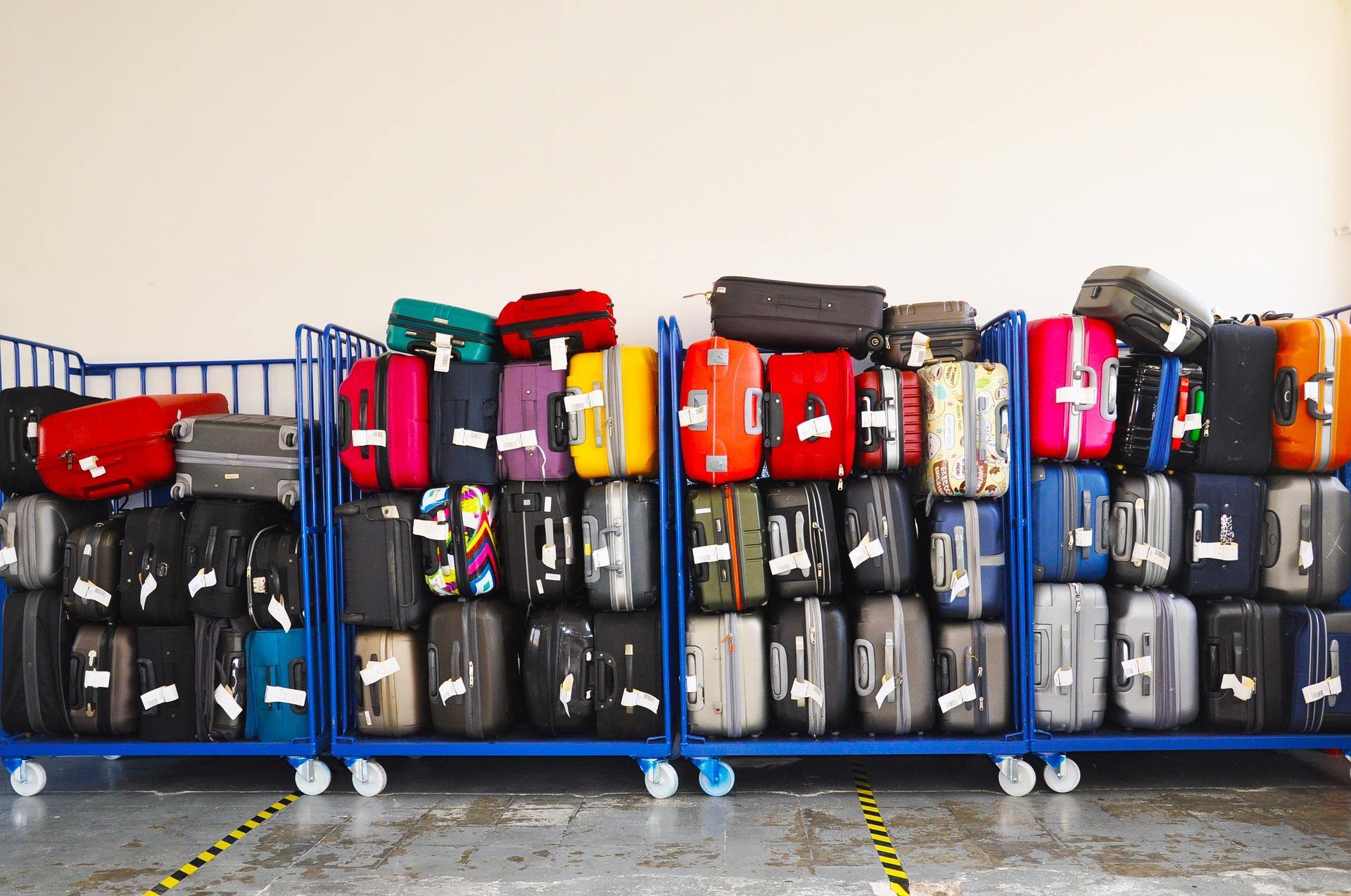 Gepäck - Kreuzfahrt