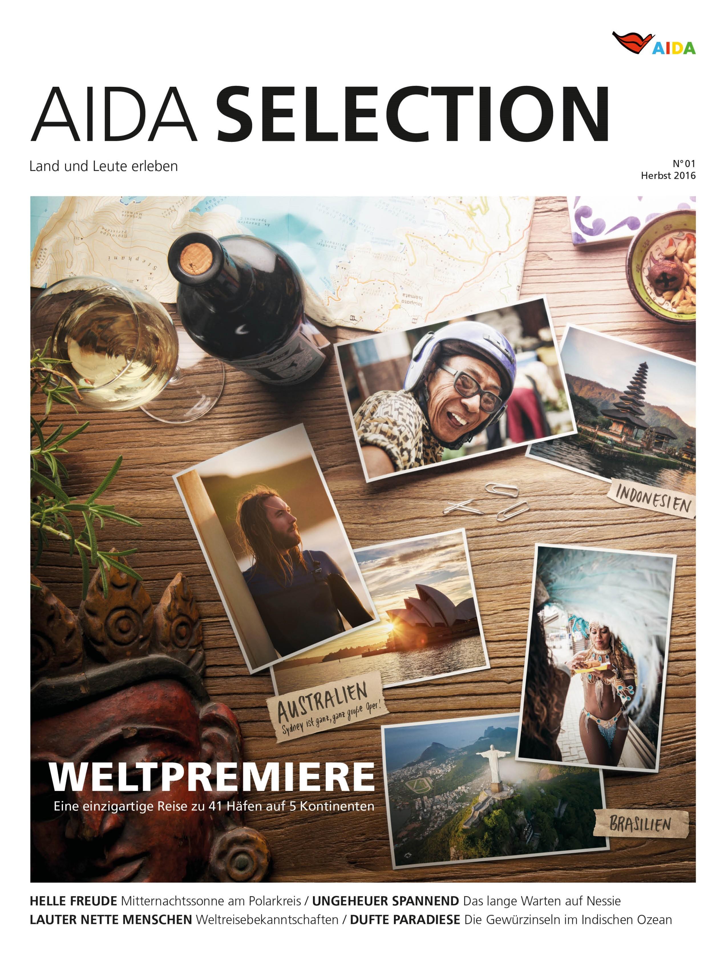 AIDA Selection