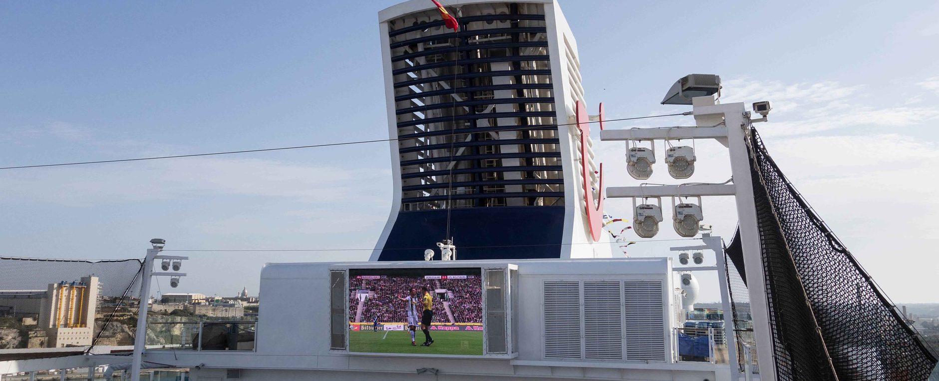 TUI Cruises - Arena