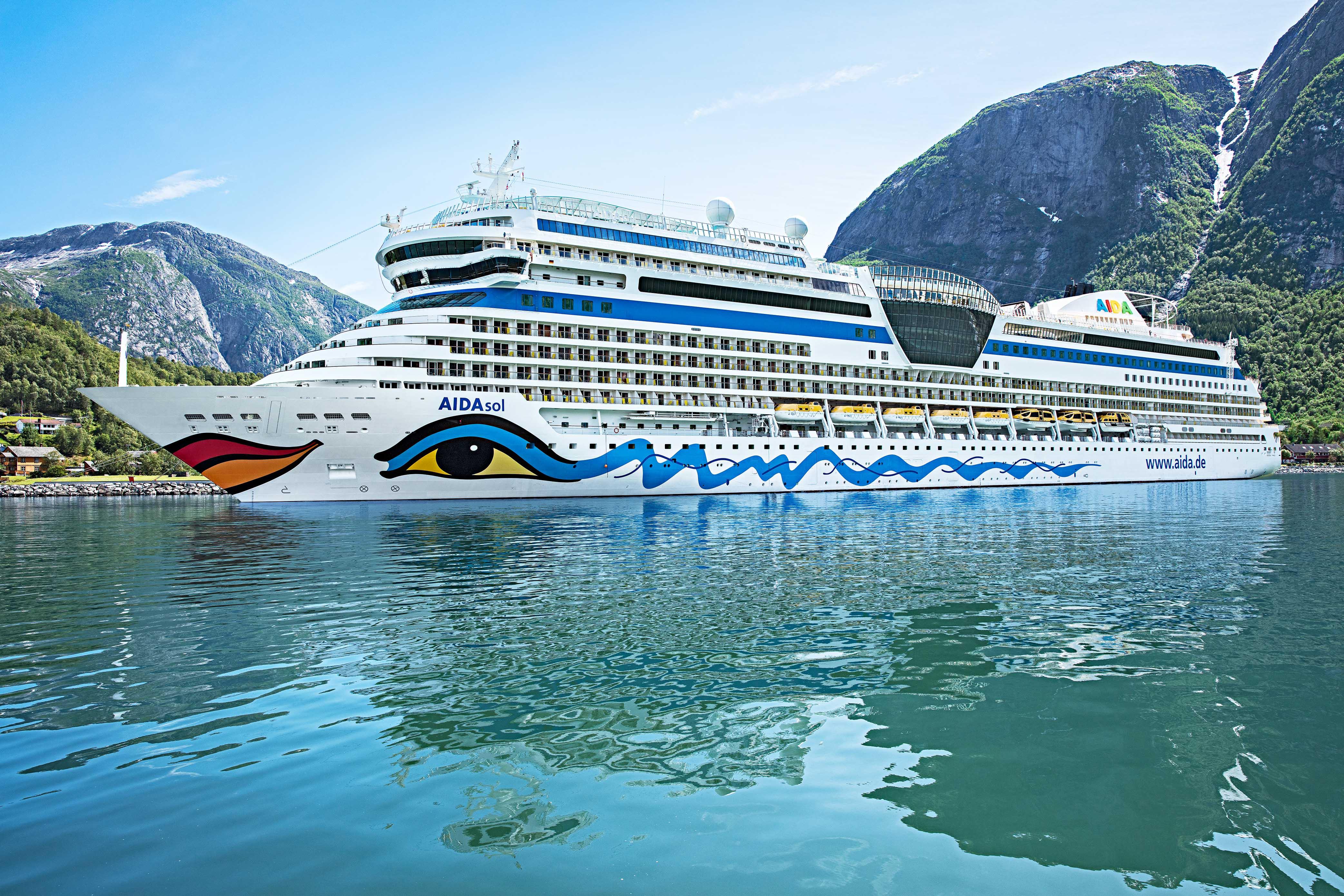 AIDA in Norwegen
