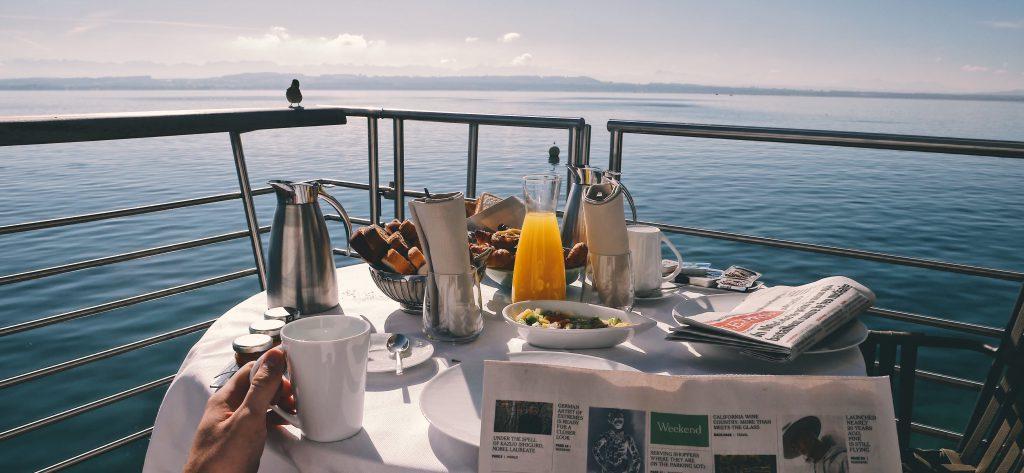 TUI Cruises Frühstück