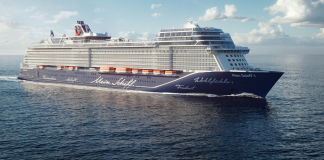 Mein Schiff 1 NEU - TUI Cruises