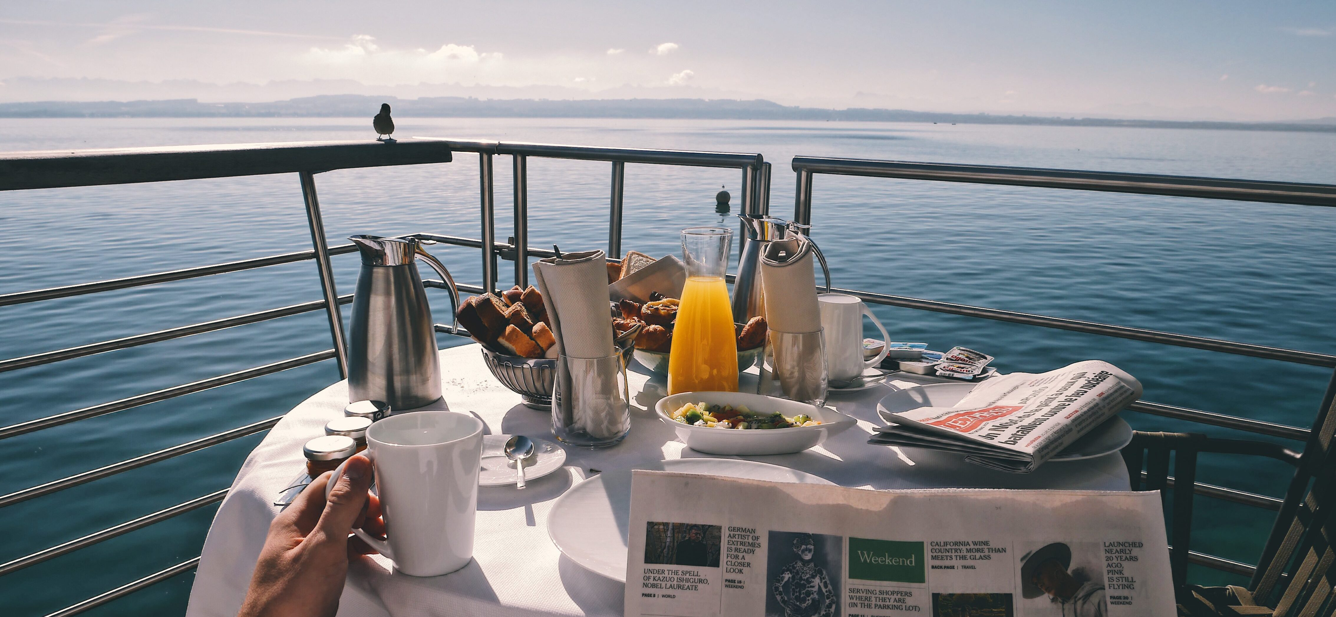 Bistro La Vela - TUI Cruises