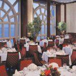 Hauptrestaurant Fensterblick