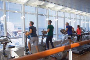 Fitnessloft - MS Europa