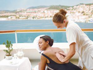Seabounn Ovation - Massage