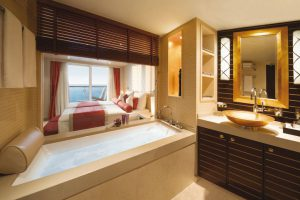 Spa Suite Badezimmer