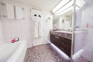 Veranda Suite Badezimmer