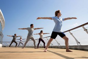 Yoga Workout - MS Europa