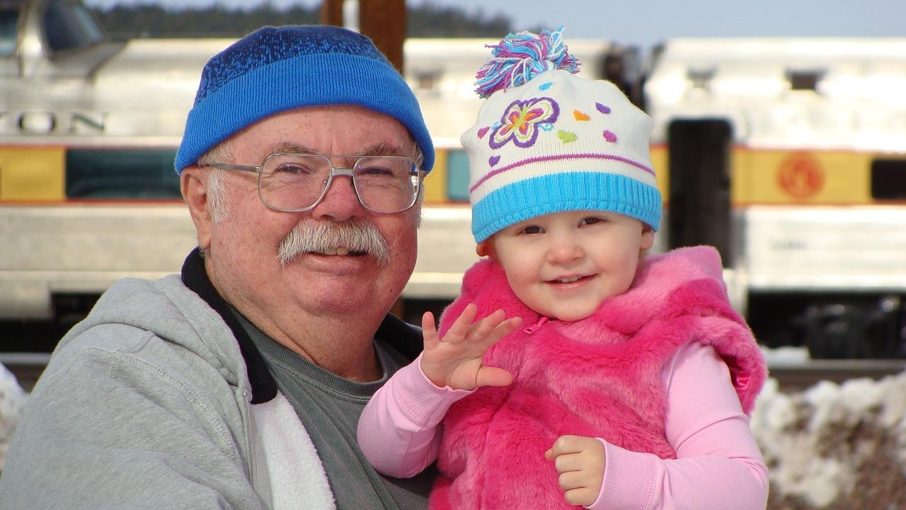 Kreuzfahrt mit den Großeltern