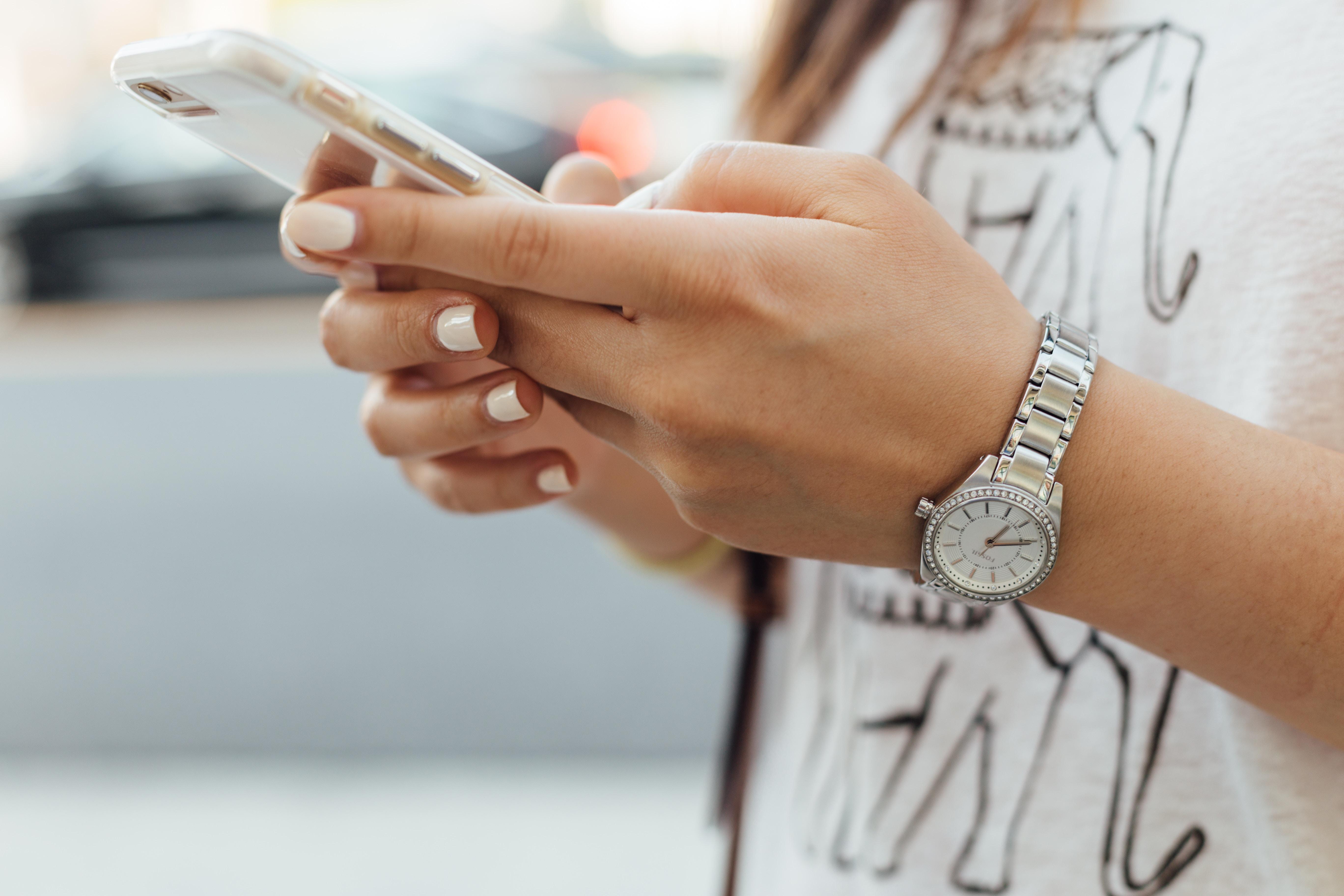 WLAN Smartphone