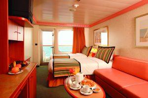 Costa Pacifica - Balkonkabine