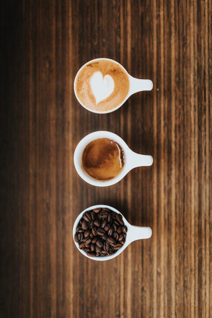 Kaffee auf Kreuzfahrt