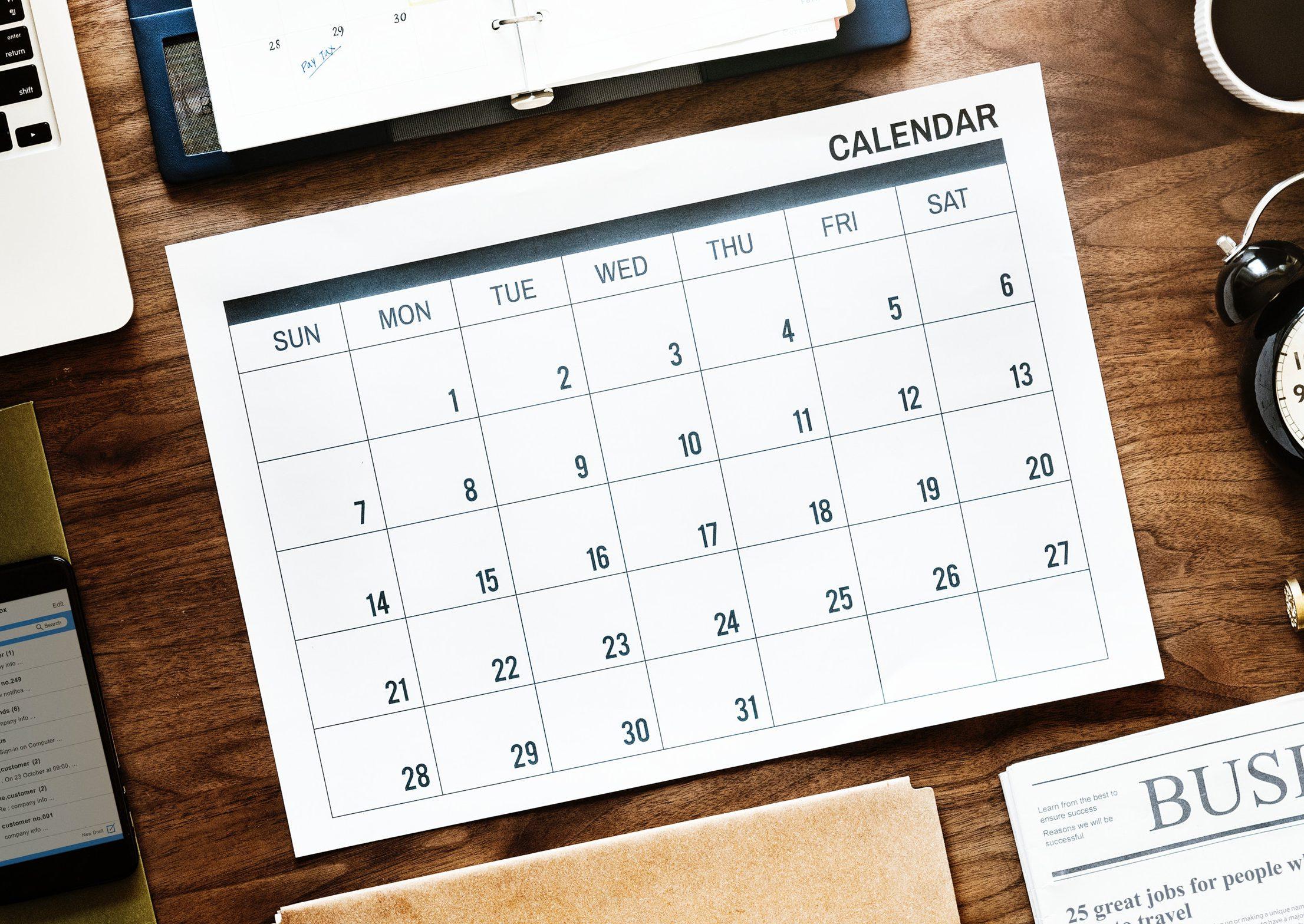 Messekalender