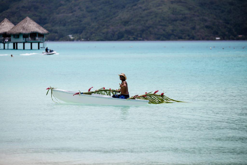 Boot Bora Bora