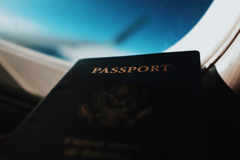 Reisepass Urlaub