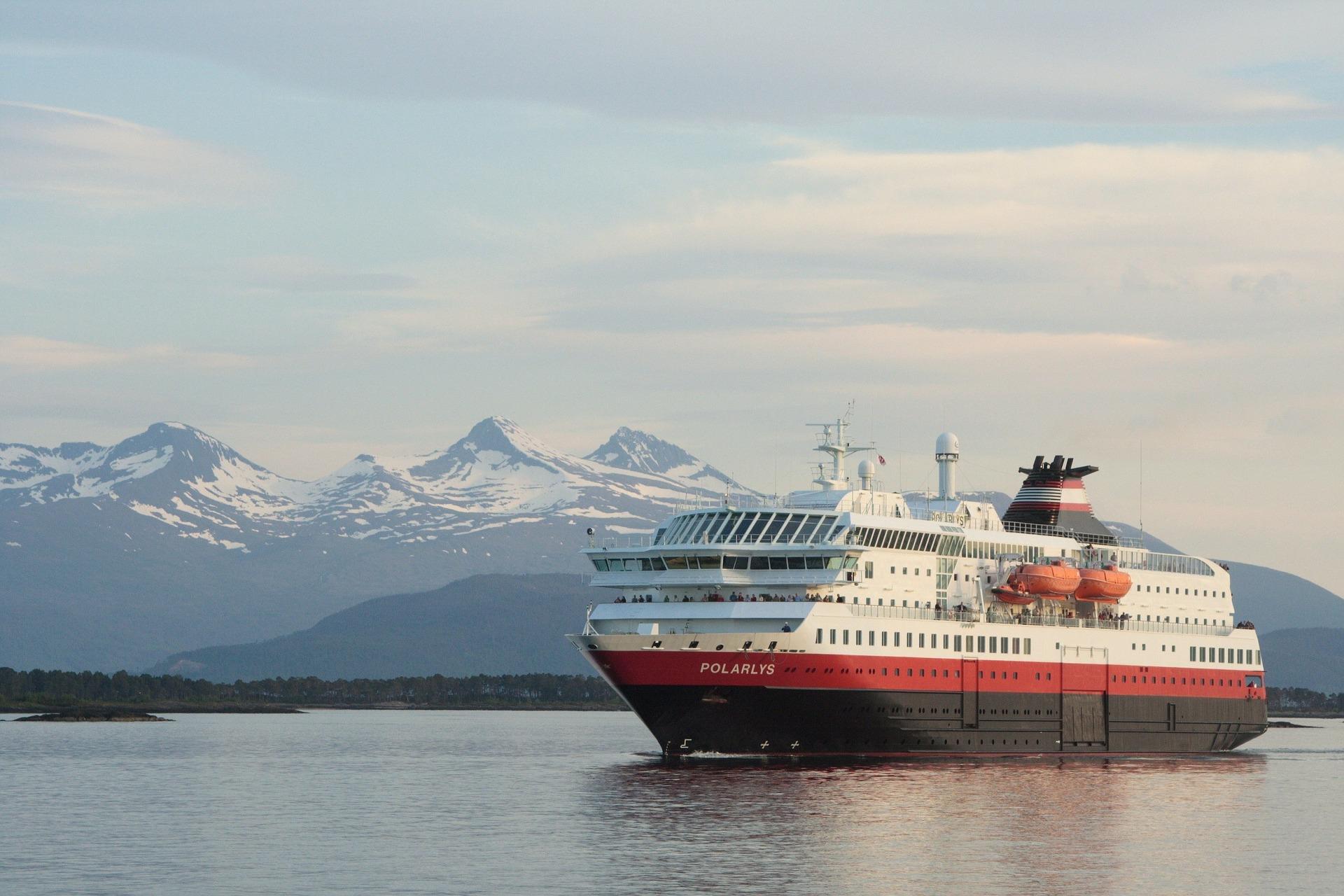 Umweltfreundliche Kreuzfahrtschiffe