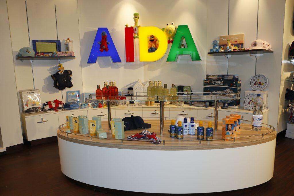 AIDAcara, vita & aura Deckpläne