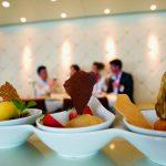 Dessert im Restaurant Rossini
