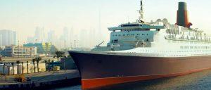 Queen Elizabeth 2 Schiff