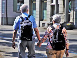 Senioren Kreuzfahrt