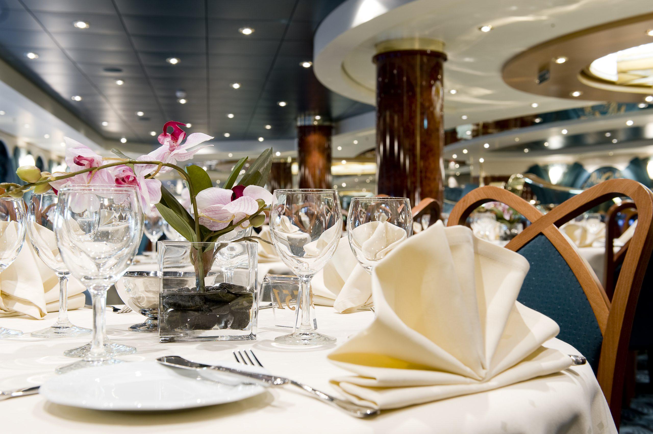 MSC Cruises Kulinarisch