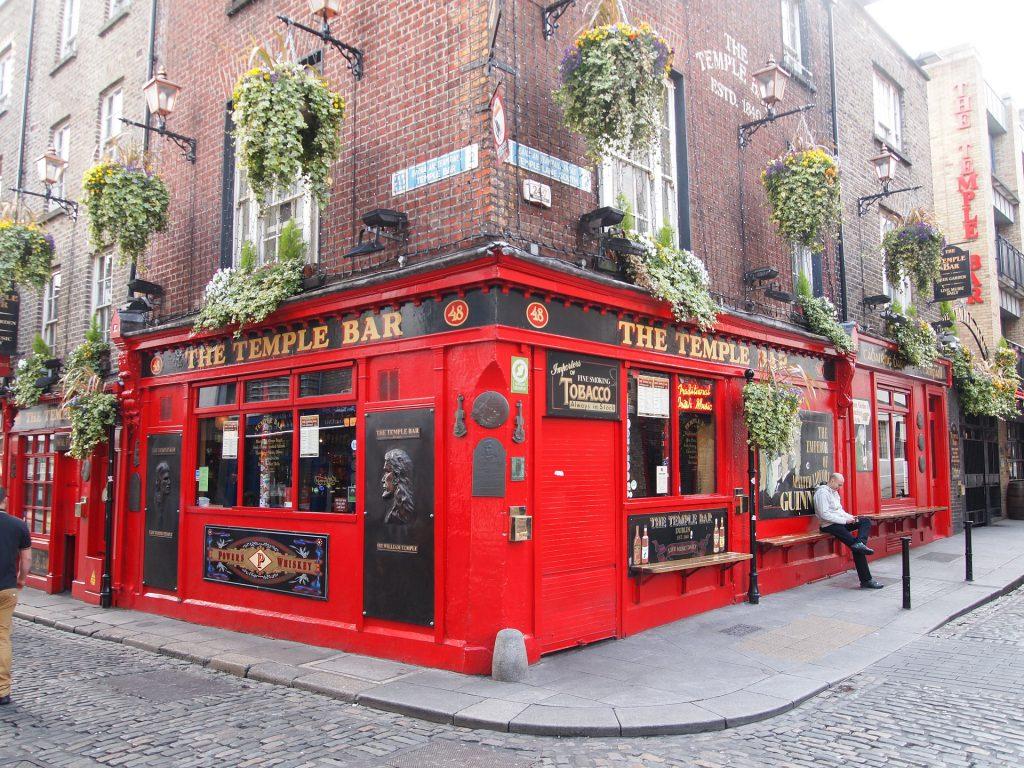Bar in Dublin