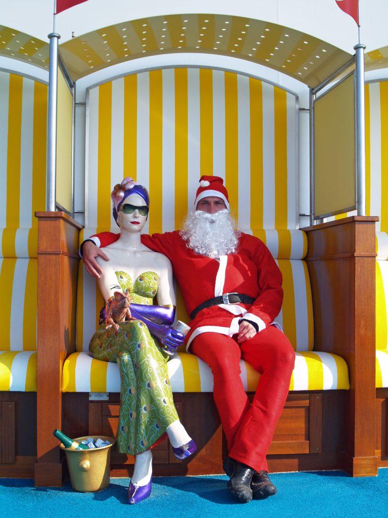 AIDA Weihnachtsmann