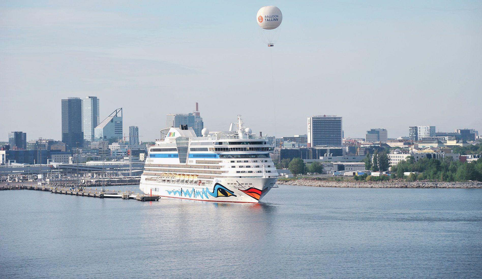 AIDA Cruises Routenänderung
