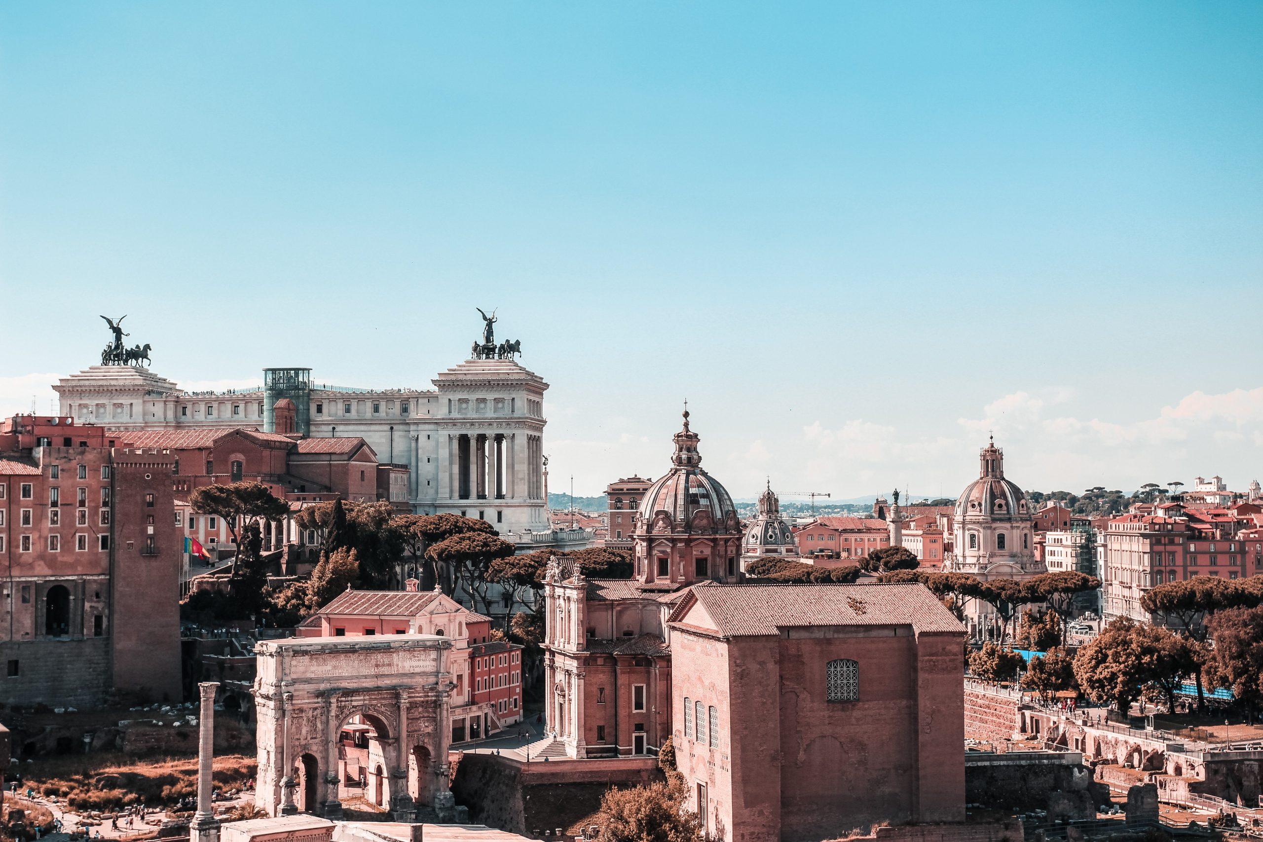 Kreuzfahrtausflug in Rom