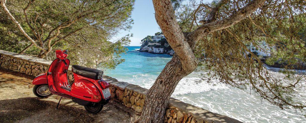 Sightseeing auf Mallorca