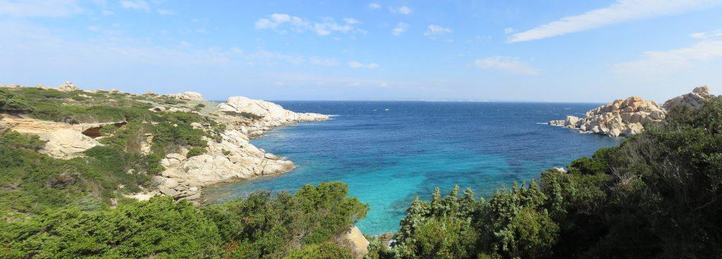 Mittelmeer Küste