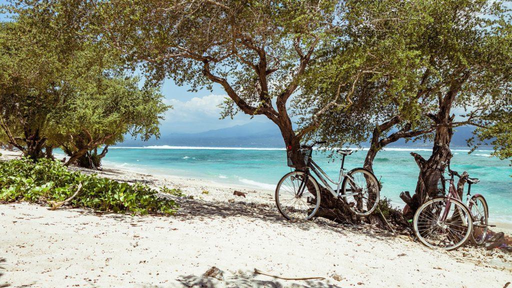 Fahrradtour in der Karibik
