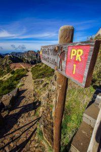 Wanderung auf den Pico Ruivo