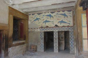 Palast von Knossos - Kreta